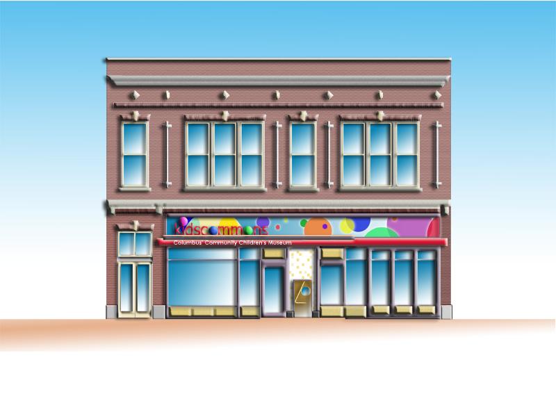 kidscommons facade